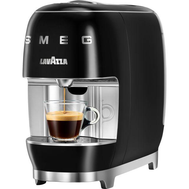 Lavazza A Modo Mio SMEG 18000450 Pod Coffee Machine - Black