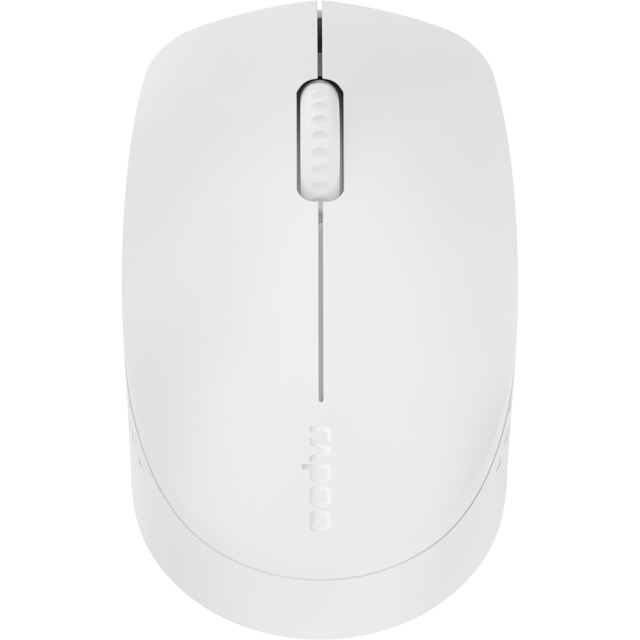 Rapoo M100 Bluetooth Optical Mouse - Grey