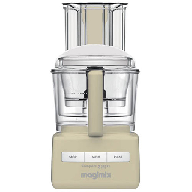 Magimix 3200XL 18365 2.6 Litre Food Processor With 12 Accessories - Cream - 18365_CR - 1
