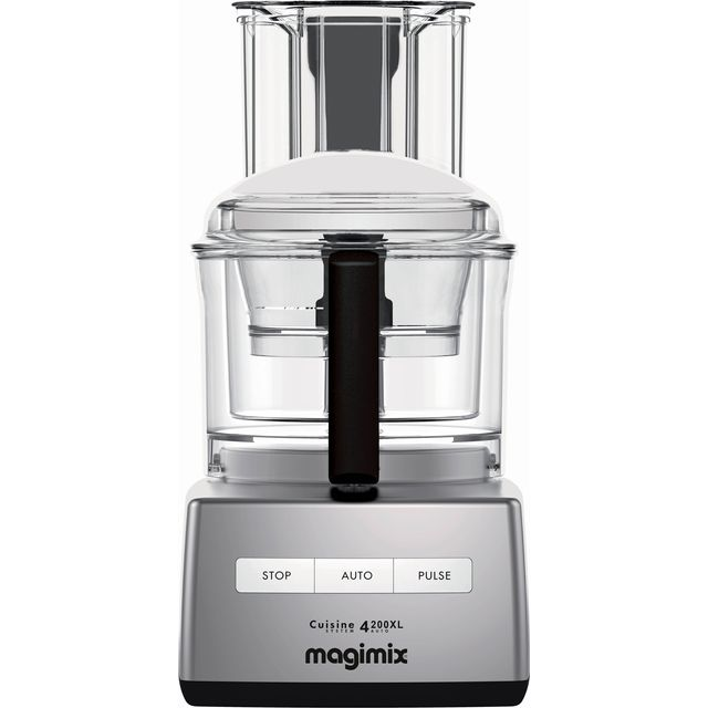 Magimix 4200XL 18471 3 Litre Food Processor With 11 Accessories - Satin Steel - 18471_SST - 1