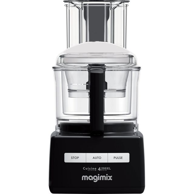 Magimix 4200XL 18473 3 Litre Food Processor With 11 Accessories - Black - 18473_BK - 1