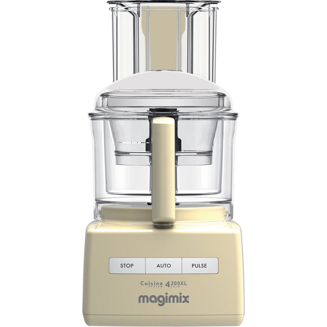 Magimix 4200XL 18475 3 Litre Food Processor With 11 Accessories - Cream