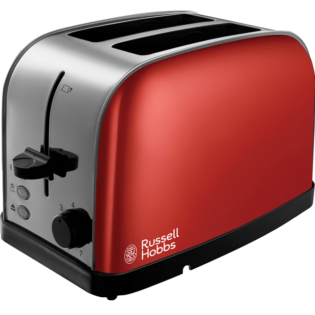 Russell Hobbs Dorchester 18781 Toaster in Red