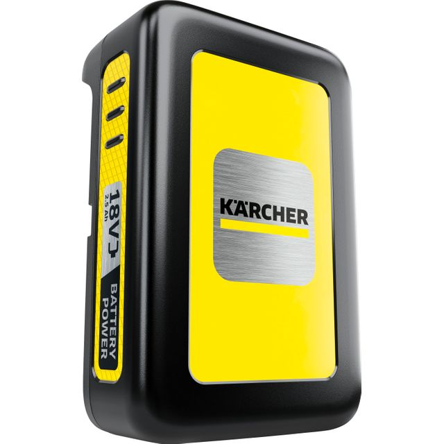 Karcher 18v 2.5Ah Battery 18 Volts Rechargeable Battery