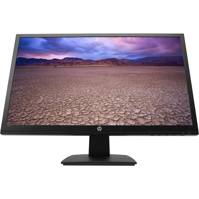 "HP Full HD 27"" 60Hz Gaming Monitor - Black"