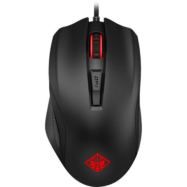 HP 1KF75AA#ABB Mouse in Black