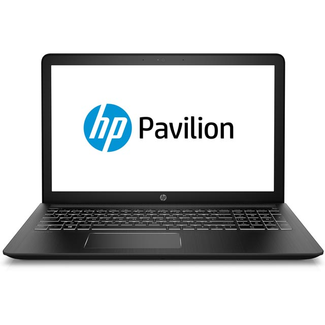 "HP Pavilion Power 15-cb004na 15.6"" Gaming Laptop - Shadow Black - 1TT86EA#ABU - 1"