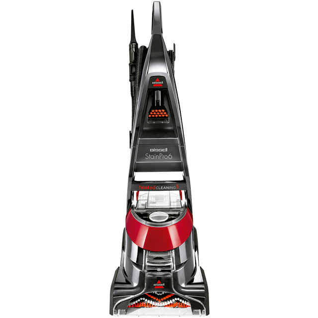 Bissell Stain Pro 6 20096 Carpet Cleaner - Titanium / Red Berends - 20096_TI - 1