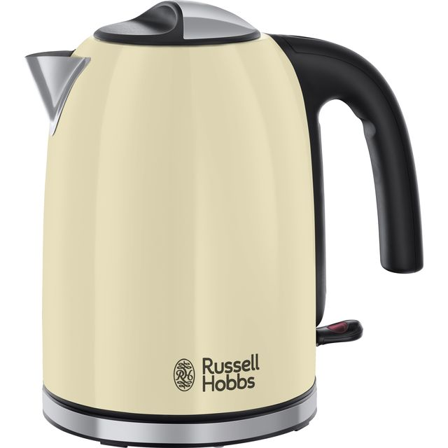 Russell Hobbs Colours Plus 20415 Kettle - Cream