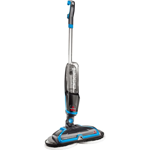 Bissell SpinWave 2052E Hard Floor Cleaner - Titanium / Blue - 2052E_TIB - 1