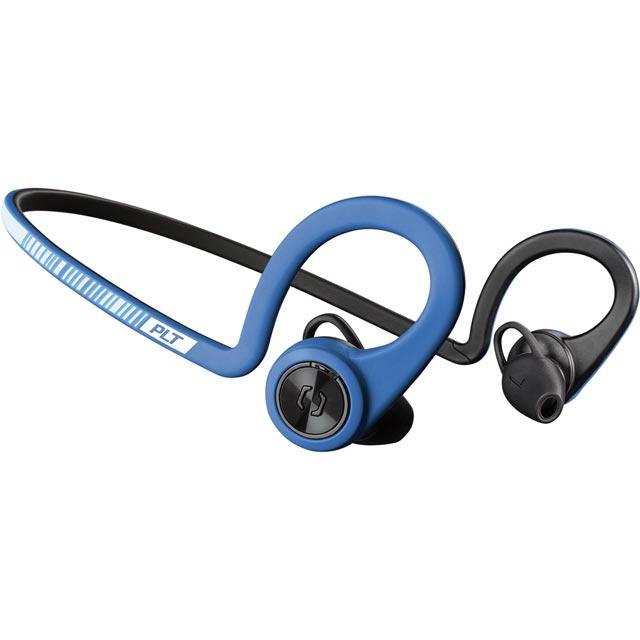 Plantronics BackBeat FIT 206001-05 Headphones in Power Blue