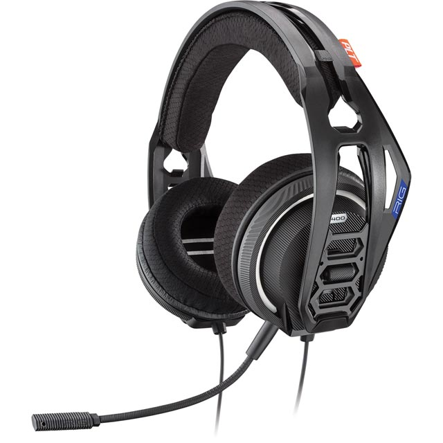 Plantronics 206808-05 Console Headset in Black