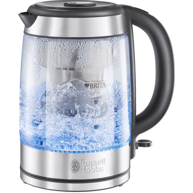Russell Hobbs 20760-10 Kettle - Glass