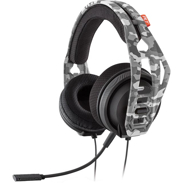 Plantronics RIG 400HS Gaming Headset - Camouflage