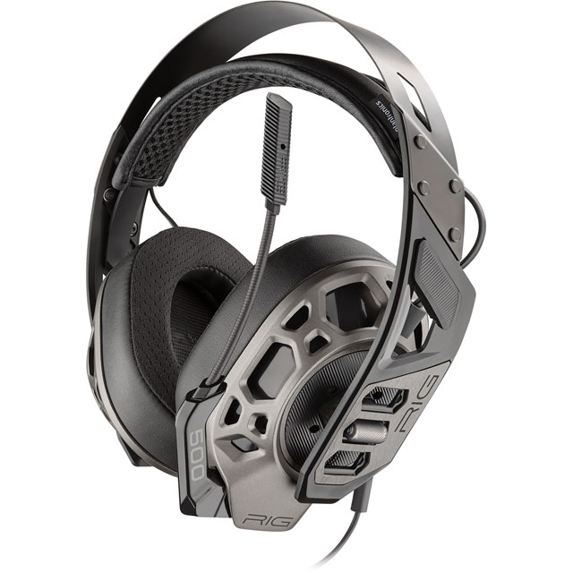 Plantronics RIG 500 PRO Esports Edition Gaming Headset - Black - 211224-05 - 1