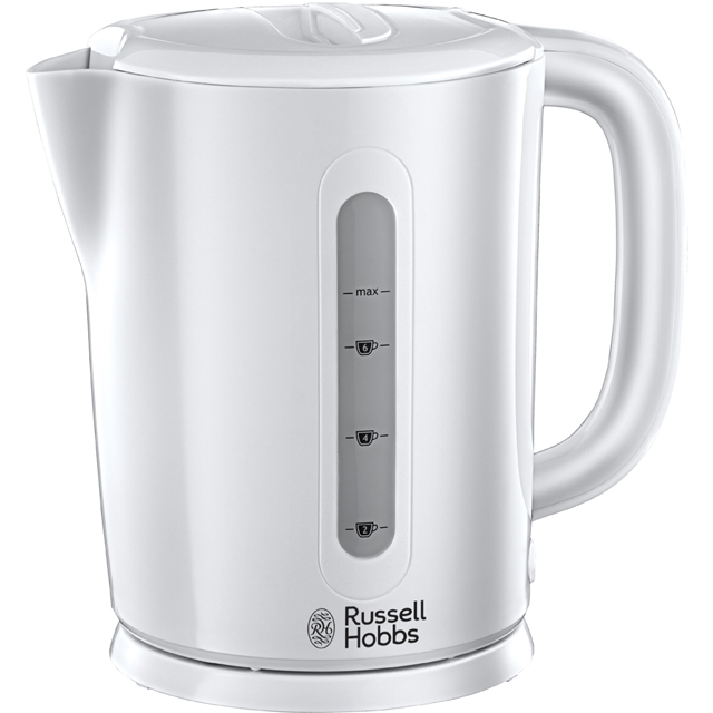 Russell Hobbs Darwin 21470 Kettle - White - 21470_WH - 1