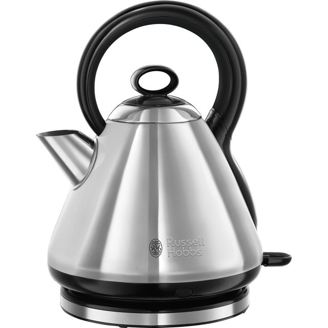 Russell Hobbs Legacy Quiet Boil 21887 Kettle - Stainless Steel - 21887_SS - 1