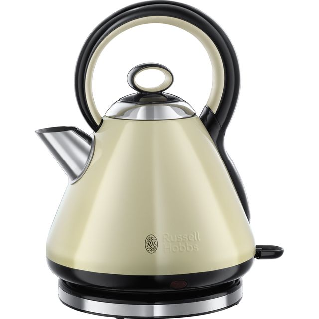 Russell Hobbs Legacy Quiet Boil 21888 Kettle - Cream - 21888_CR - 1