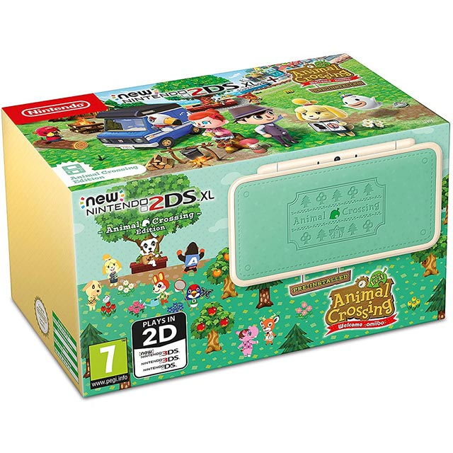 Nintendo 2DS XL 4GB with Pre Installed Animal Crossing New Leaf Edition - N/A - 2209946 - 1