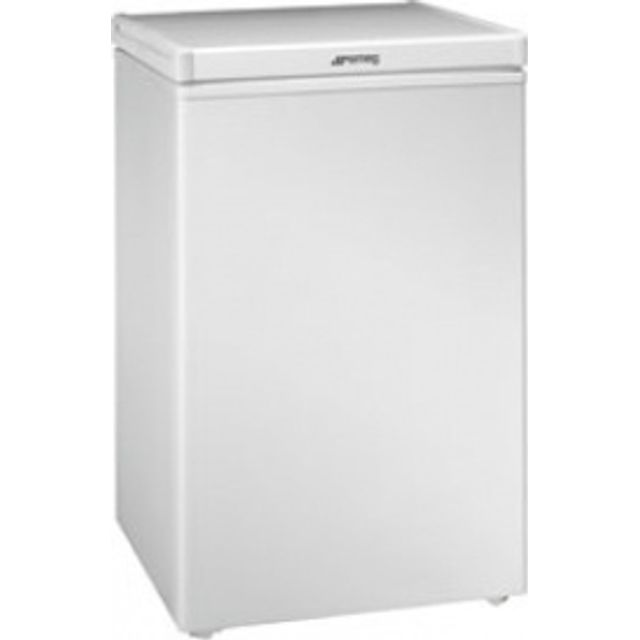 Smeg CO103F Chest Freezer - White - A+ Rated