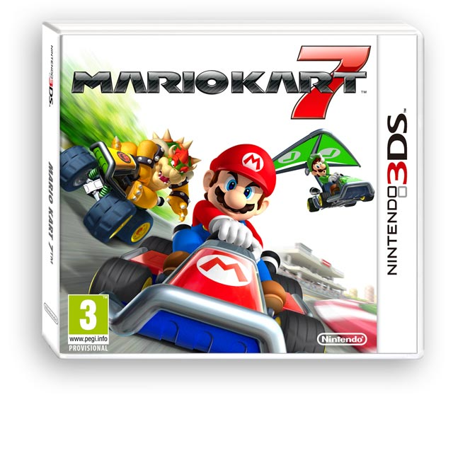 Mario Kart 7 for Nintendo 3DS - 2221346 - 1
