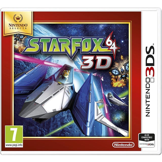 Star Fox 64 Selects for Nintendo 3DS - 2230846 - 1