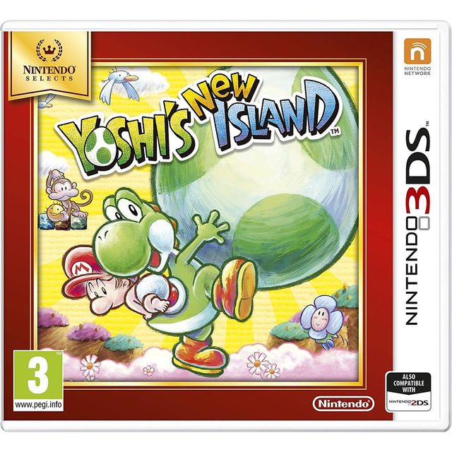 Yoshi's New Island Selects for Nintendo 3DS - 2230946 - 1
