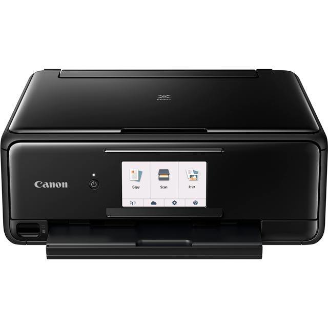 Canon PIXMA TS8150 2230C008AA Printer in Black