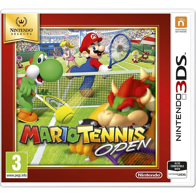 Mario Tennis Open Selects for Nintendo 3DS - 2231246 - 1