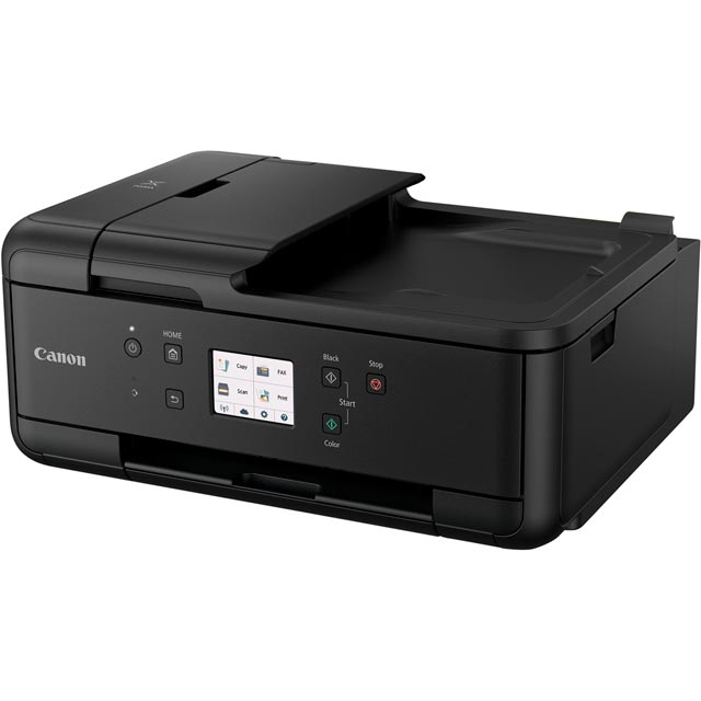 Canon PIXMA TR7550 2232C008AA Printer in Black
