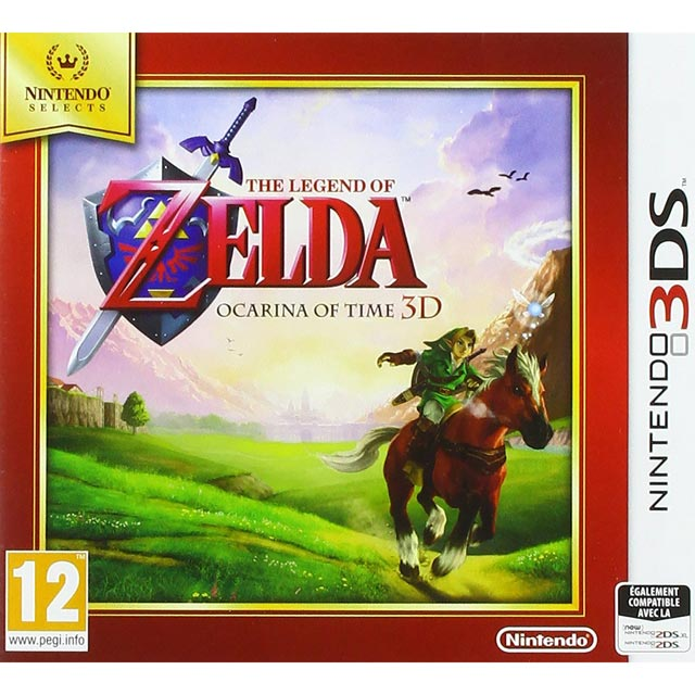 The Legend of Zelda: Ocarina of Time Selects for Nintendo 3DS - 2233646 - 1
