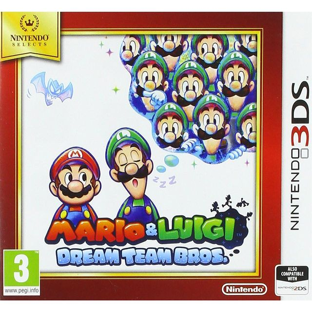 Mario & Luigi: Dream Team Bros Selects for Nintendo 3DS