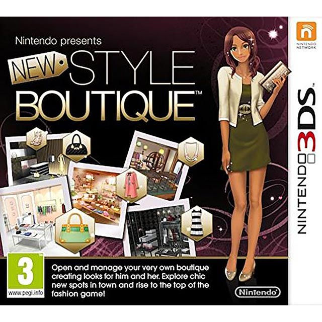 Nintendo presents: New Style Boutique for Nintendo 3DS - 2234046 - 1