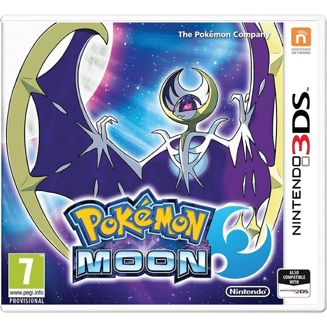 Pokemon Moon for Nintendo 3DS - 2234546 - 1