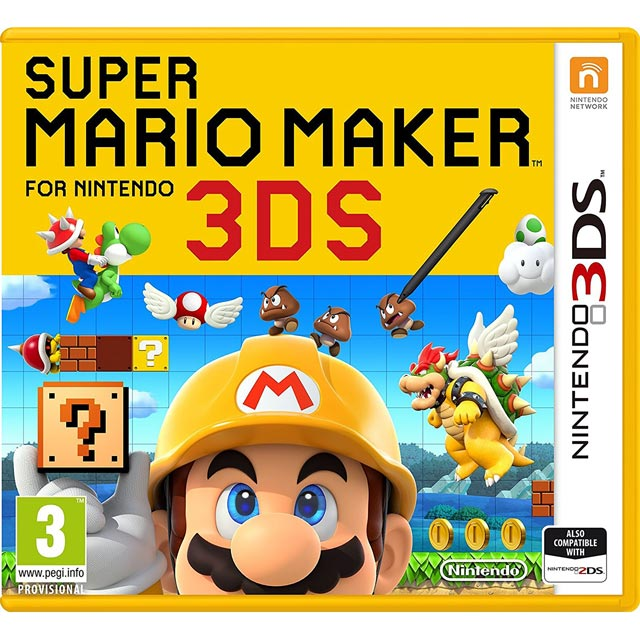 Super Mario Maker for Nintendo 3DS - 2235646 - 1