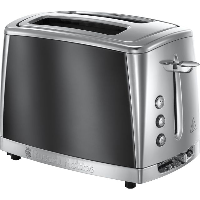 Russell Hobbs Luna 23221 2 Slice Toaster - Grey
