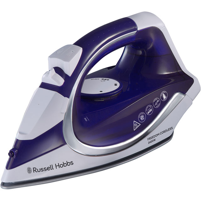 Russell Hobbs Freedom Cordless 23300 Iron Review