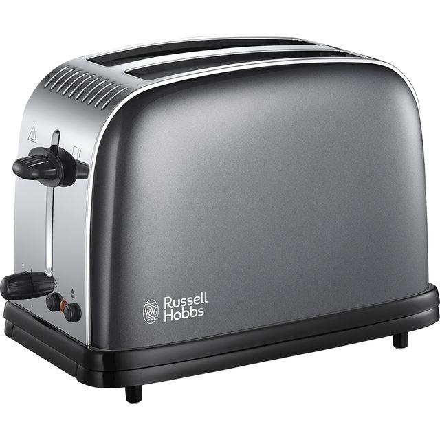Russell Hobbs 23332 2 Slice Toaster - Grey