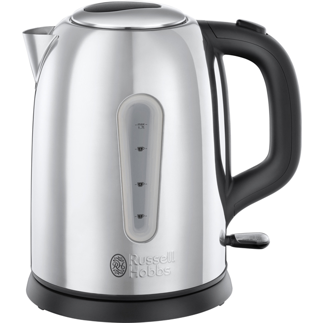 Russell Hobbs Coniston 23760 Kettle - Silver