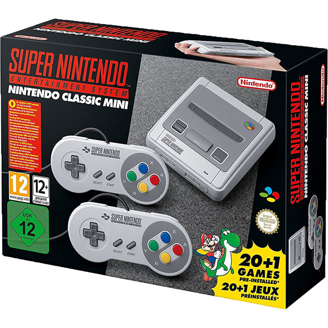 Nintendo 2400166 Console in Grey