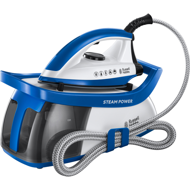 Russell Hobbs 24430 Pressurised Steam Generator Iron - Blue / White - 24430_BLWH - 1