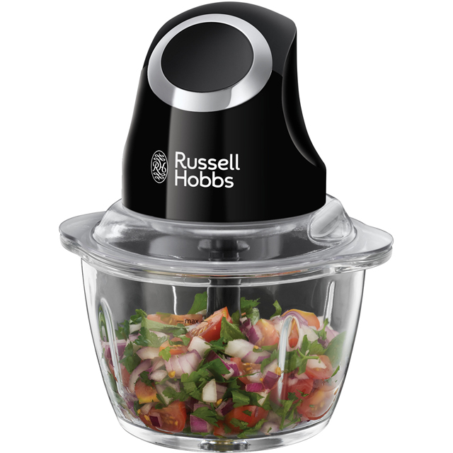 Russell Hobbs Desire 24662 200 Watt Mini Chopper - Black