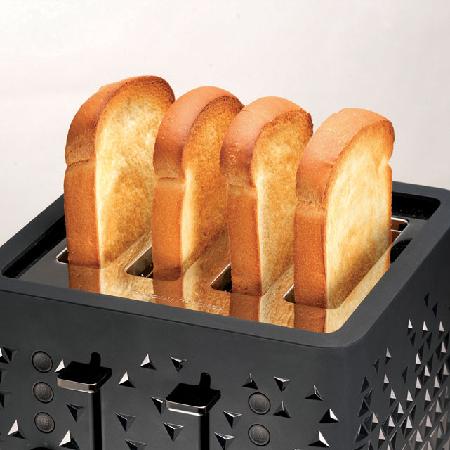 Toaster oven heating element types