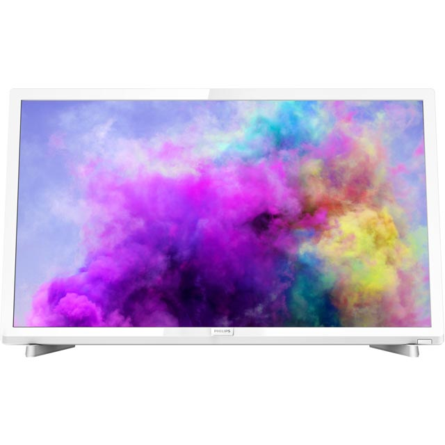 "Philips 24PFT5603/05 24"" TV and - White - [A+ Rated] - 24PFT5603/05 - 1"