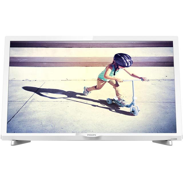 Philips TV 24PHT4032 Led Tv in White