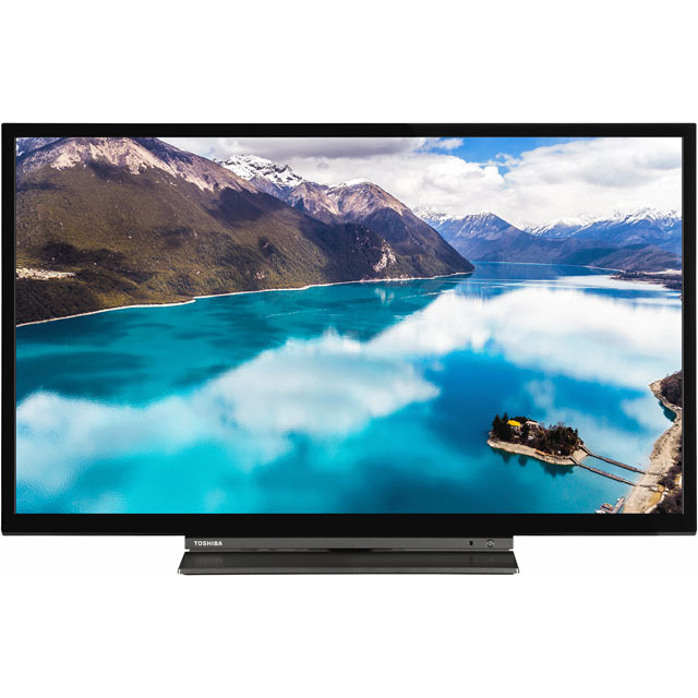 "Toshiba 24"" 720p HD Ready TV - 24WL3A63DB - 24WL3A63DB - 1"