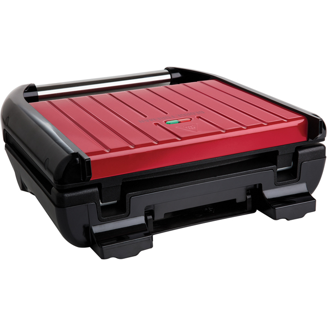 George Foreman Health Grill in Red