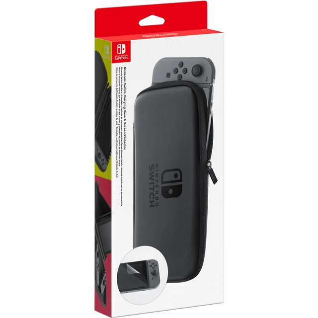Nintendo Bag & Screen Protector - Black - 2510766 - 1