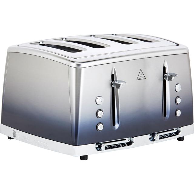 Russell Hobbs Eclipse 25141 4 Slice Toaster - Midnight Blue