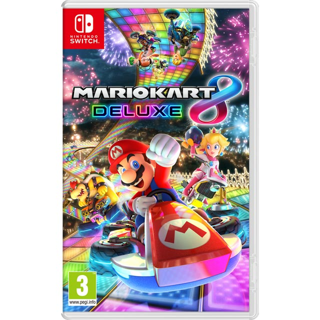 Mario Kart 8 Deluxe for Nintendo Switch - 2520346 - 1